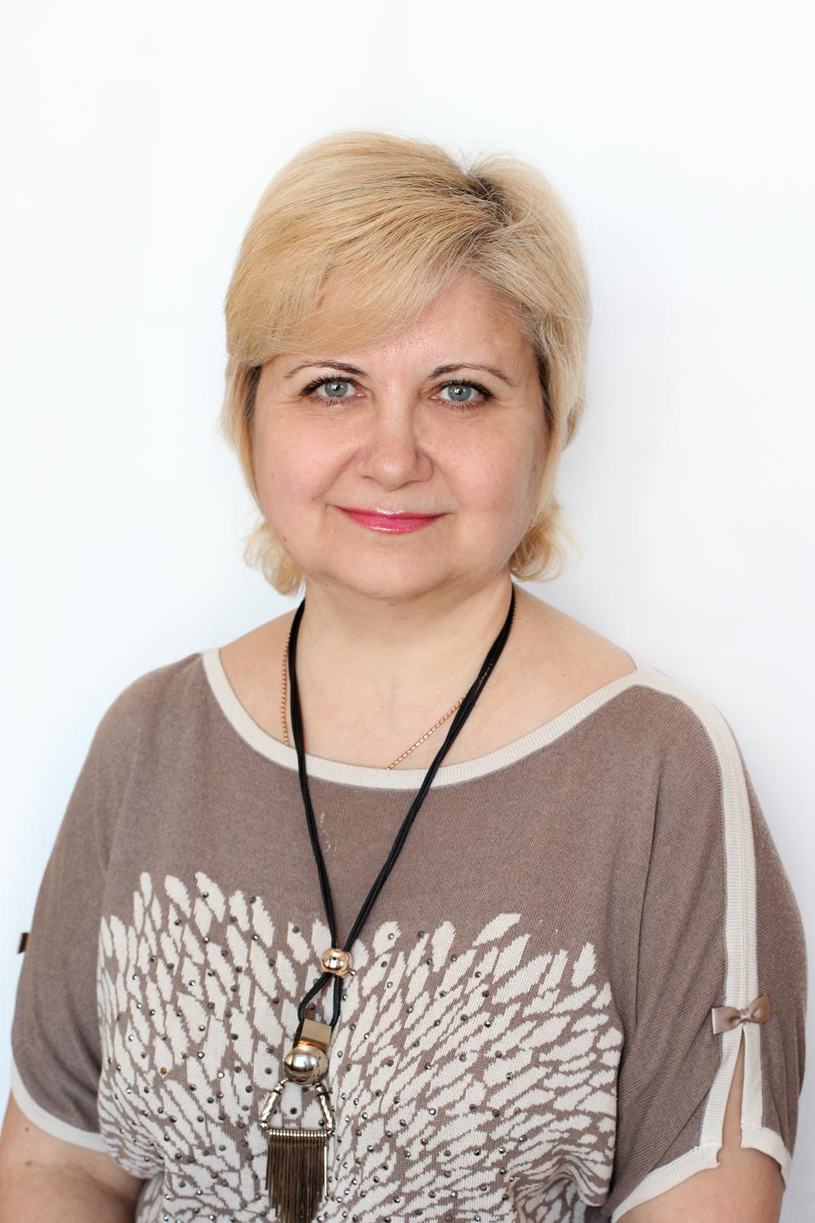 Лядова Ирина Вячеславовна